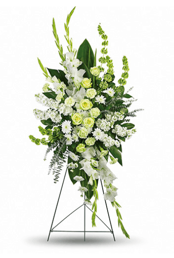 Order funeral flowers online