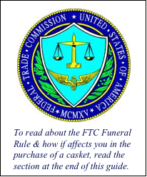 Funeral Rule for Caskets