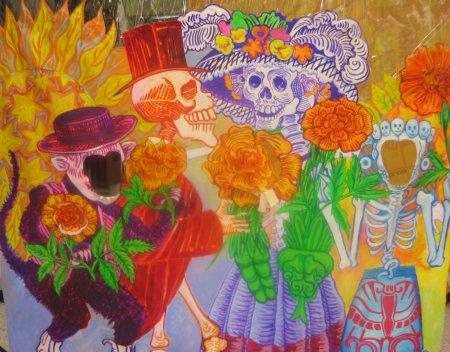 Hispanic funeral customs